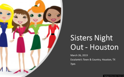 March 26, 2019 – Sisters Night Out – Houston