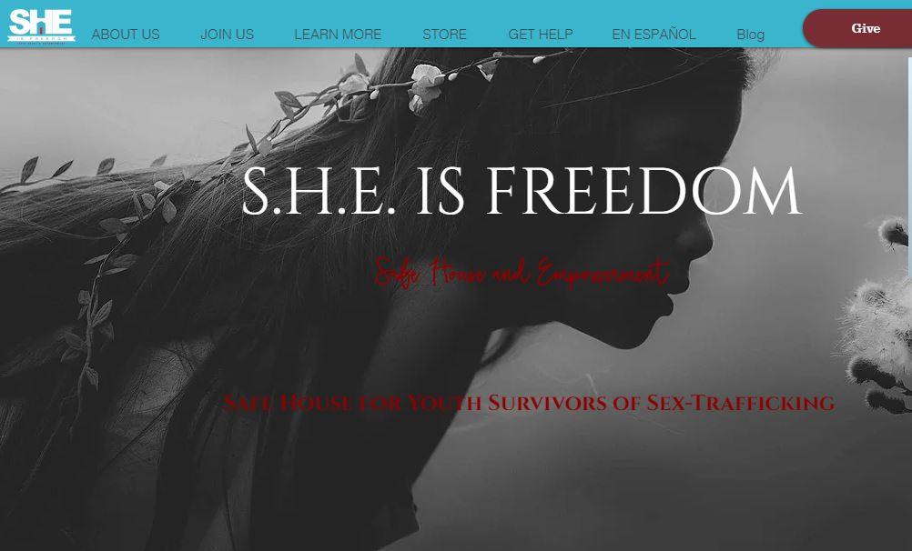 Spring 2019 Collection Drive – S.H.E. is Freedom
