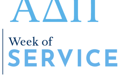 Oct. 26-Nov. 2, 2019 – ADPi Alumnae Week of Service